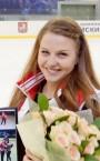 Индивидуальные занятия с тренером по фигурному катанию - инструктор Алина Владимировна.