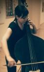 Индивидуальные занятия с репетитором по игре на контрабасе - репетитор Лилия Николаевна.