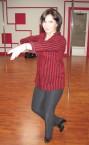 Сильный тренер по танцам - преподаватель Нонна Николаевна.