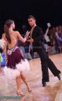 Лучший тренер по латиноамериканским танцам - преподаватель Сабир Замирович.
