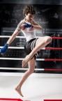 Индивидуальные занятия с тренером по тайскому боксу - инструктор Юлия Владимировна.